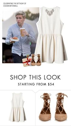 """""""Untitled #361"""" by itsdeerches ❤ liked on Polyvore featuring Aquazzura"""