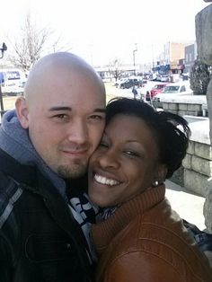 Schwarze weibliche interracial Dating