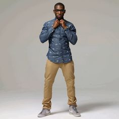 Personal Style: Tinie Tempah - GQ.COM (UK)