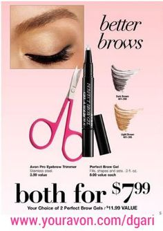 You can never have too much Avon makeup. It's important to have ...