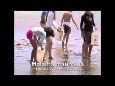 Holy Nativity School Beach Clean-up Project with Community Partner Malama Maunalua