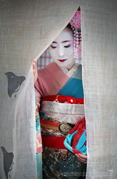 To be geisha