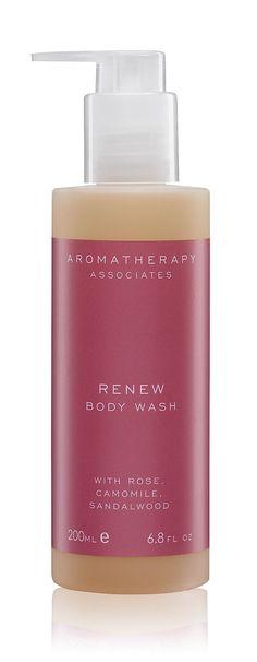 Aromatherapy Associates Renew Rose Body Wash $45.00