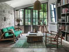 b1a02c4818929 Here s how you can shop the look of a beautiful historic family home in  south-west France. Heather Imhoff · Cozy Places