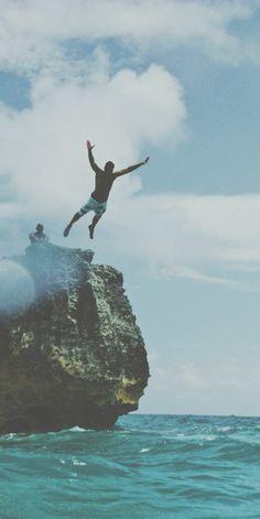 twenty seconds of insane courage;
