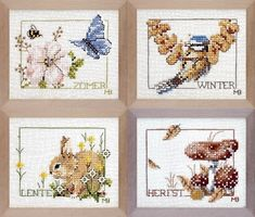 Marjolein Bastin Cross Stitch | ... are here cross stitch lanarte marjolein bastin collection four seasons