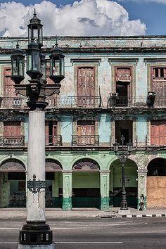 Havana, Cuba Yes, people actually live in these apartments with chunks of plaster missing, crumbling walls, and holes in the roof. Places To Travel, Places To See, Travel Destinations, Beach Trip, Hawaii Beach, Oahu Hawaii, Beach Travel, Beautiful Islands, Beautiful Places