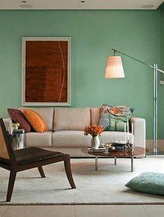Arquitetura Do Imóvel: Estes São Os Verdes Que Eu Amo!