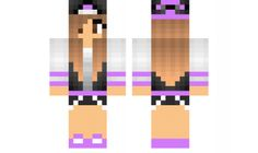 minecraft skin purple-tomboy Find it with our new Android Minecraft Skins App: https://play.google.com/store/apps/details?id=studio.kactus.minecraftskinpicker