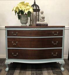 Diy Furniture Renovation, Refurbished Furniture, Paint Furniture, Repurposed Furniture, Furniture Makeover, Vintage Furniture, Furniture Ideas, Furniture Refinishing, Colorful Furniture