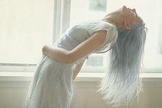 hair like the sky