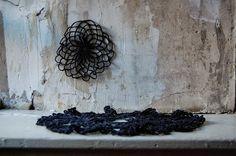 enhabiten: bundled, tied, wrapped,dyed,blackened