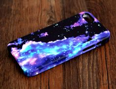 Nebula Galaxy iPhone 6 Plus/6/5S/5C/5/4S/4 3D Wrap Case