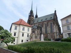 Old church Brno