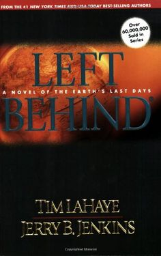 Left Behind: A Novel of the Earth's Last Days (Left Behin... https://www.amazon.com/dp/0842329129/ref=cm_sw_r_pi_dp_x_5dZezbXZ4WCJ0
