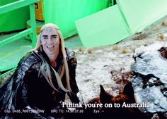 """""""Happy Birthday to Lee Pace, the purest cinnamon roll on this earth Lee Pace Thranduil, Legolas And Thranduil, Tauriel, Jrr Tolkien, Tolkien Books, Elven Costume, O Hobbit, Middle Earth, Lord Of The Rings"""