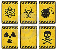Party in Progress! Dot these hazard sign printables around your child's science party. Cool Science Experiments, Science Fair, Science For Kids, Science Lab Decorations, Mad Science Party, Mad Scientist Party, Spy Party, Zombie Party, Party Decoration
