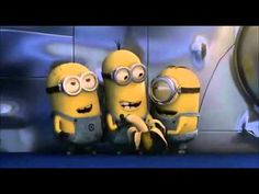 Banana - Despicable Me  It's the simple things....