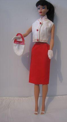 Vintage Barbie Crisp 'N Cool #1604 (1964-1965}
