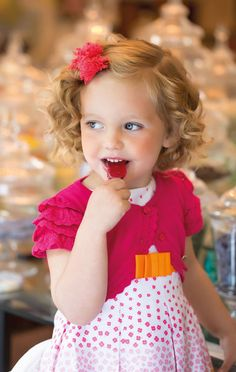 this dress would be perfect for any Birthday Girl!  Mini Collection by Mayoral Spring-Summer 2013. (size 2T-6 available at Millie and Mox)