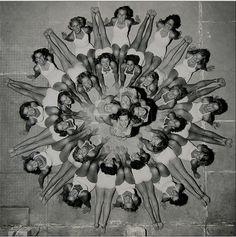 hollyhocksandtulips:    The Aquettes, 1948    (via imgTumble)