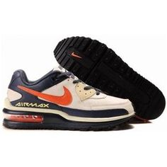 new arrival 08b3a e45a1 Mens Nike Air Max LTD II Beige Orange Black Shoes Nike Air Max Ltd, Nike