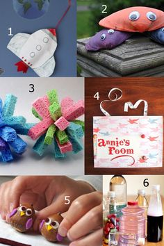 cute and easy kids craft ideas
