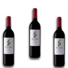 Vin rouge Soliera Do Mancha 75Cl - LOT DE 3
