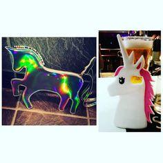 Love unicorns  #unicorn #unicorns #unicorndaft #unicornbag #rainbowbag #unicorncase #unicornphonecase #magic #dreams #makebelieve #alwaysbelieve #unicornsarereal #