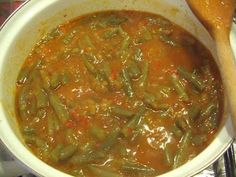Edith's Kitchen: MANCARE DE FASOLE VERDE Edith's Kitchen, Vegetable Recipes, Salsa, Beans, Food And Drink, Fast Recipes, Vegetables, Cooking, Ethnic Recipes
