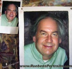 Photo To Oil Painting, Realistic Oil Painting, Painting People, Oil On Canvas, Portraits, Hand Painted, Style, Swag, Head Shots