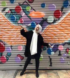 Week End Hijab Fashion Cute - Pemuja Wanita Modern Hijab Fashion, Muslim Fashion, Denim Fashion, Modest Fashion, Fashion Outfits, Girl Fashion, Girl Outfits, Hijab Style Dress, Casual Hijab Outfit