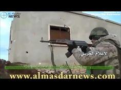 Guerra na Síria - Exército Sírio usando tanques T-90 no Norte de Aleppo ...