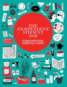 Student Guide - Louise Lockhart | Illustration | Design | The Printed Peanut