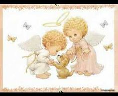 ruth morehead images for calendars - Yahoo Image Search Results Merry Christmas And Happy New Year, Christmas Bells, Decoupage, The Better Angels, Angel Drawing, Angel Images, Angels In Heaven, Angel Art, Christmas Quotes