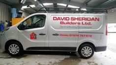 Building Contractors, Van, Gallery, Driveway Contractors, Vans