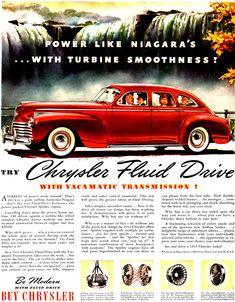 1940 Chrysler Royal Sedan
