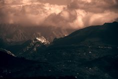 a good glimpse over the Apennines
