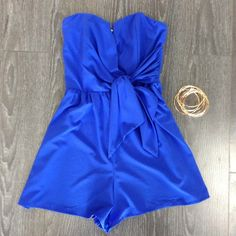 #ShareIG New strapless romper. We are loving this flirty fit!  we are open til 8pm today