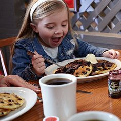 Breakfast isn't a time of day. It's a state of mind.