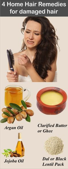 Looking for home remedies for damaged hair? These homemade solutions are easy to prepare and with no side effects! Apply them freely. Click for remedies for damaged hair.