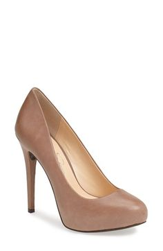 Jessica Simpson 'Natalli' Pump (Women) available at #Nordstrom
