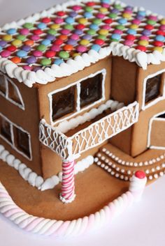 Pepparkakshus Christmas Gingerbread House, Christmas Past, Gingerbread Man, Christmas Cookies, Christmas Crafts, Xmas, The Grinch, Candy Cakes, Drip Cakes