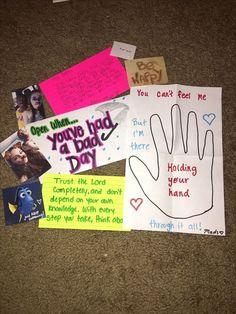 48 ideas birthday surprise boyfriend diy open when letters