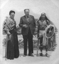 Frida Kahlo Diego Rivera Mexican Indian folk culture