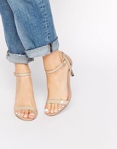 Enlarge ASOS HEAD LIGHT Heeled Sandals So go with ANYTHING..not too high...Simply Pretty!