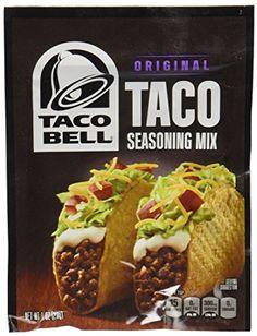 Taco Bell Taco Seasoning - 1.0 Oz. Packet Taco Bell http://www.amazon.com/dp/B000R93K3S/ref=cm_sw_r_pi_dp_tavMvb1CVFWEK