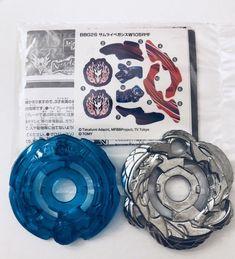 Takara Tomy Beyblade Samurai Pegasis Parts Metal + Element Ring USA SELLER    eBay
