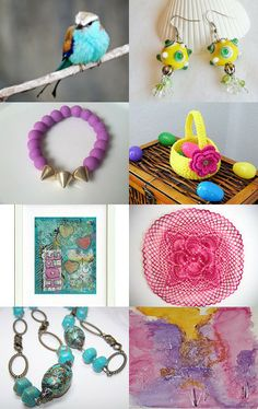 Spring Has Sprung by Junior and Linda Harbor on Etsy--Pinned with TreasuryPin.com