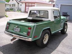 Another Sir_James 1970 Jeep Commando post...2924649 by Sir_James